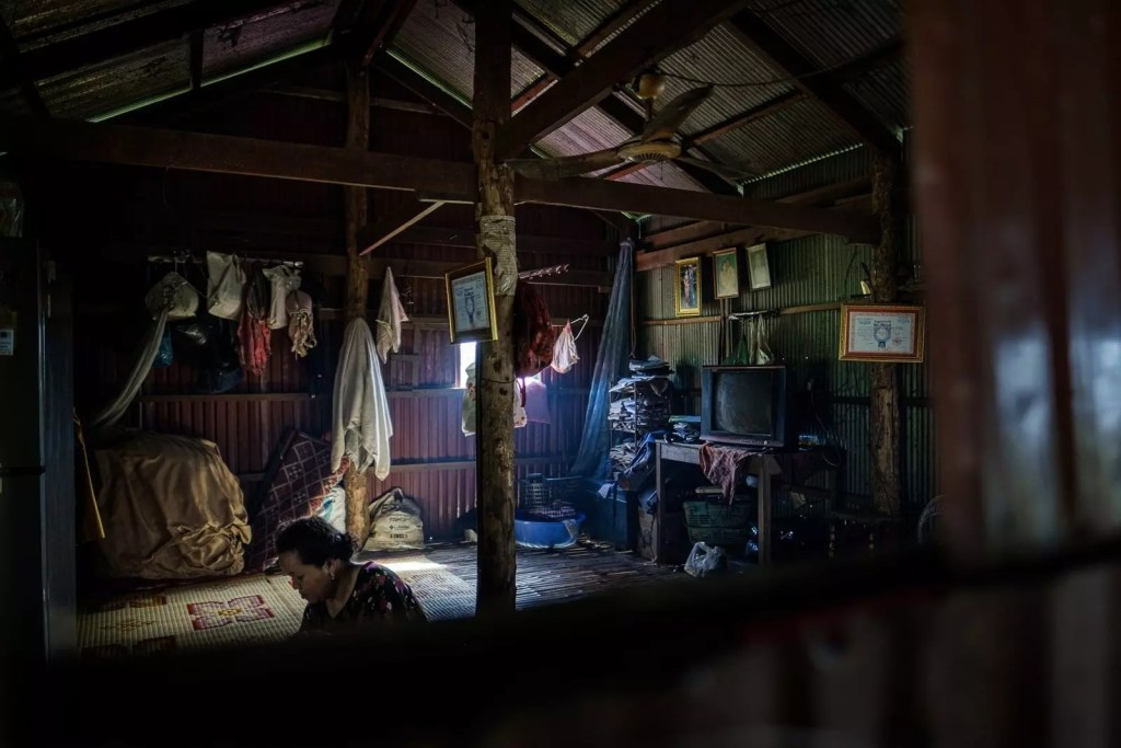Casa a Kampong Cham | ©2019, Gabriele Orlini