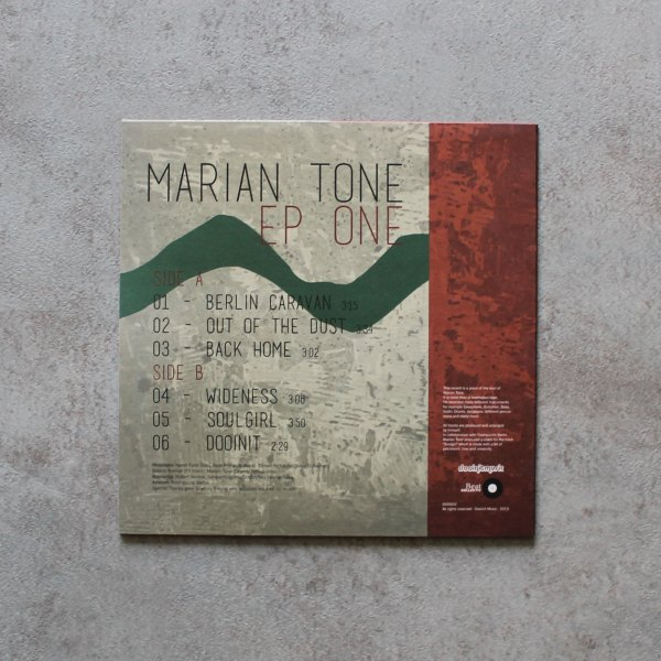 EP One by Marian Tone