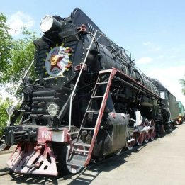 Railway Museum Tashkent