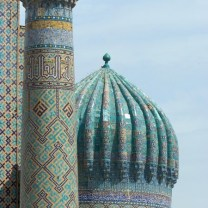 Samarkand, Registan square