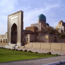 Samarkand, Shahi Zinda ensemble