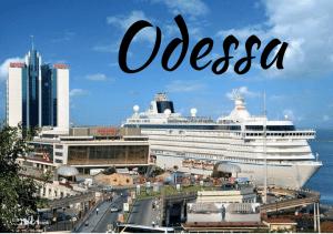 Odessa Travel Information