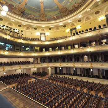 Bolshoi Theatre Sitting