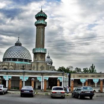 Central Mosque Bishkek