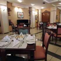 Le Grande Plaza Dinning Area