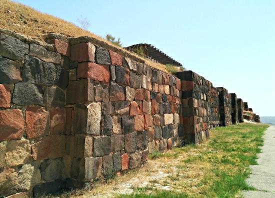 Erebuni Town-Fortress Statue