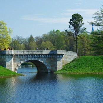 Gatchina Palace and Park - Bridge