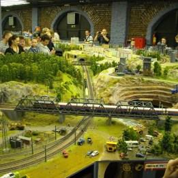 Grand Maket Russia Interactive Museum Railway Track