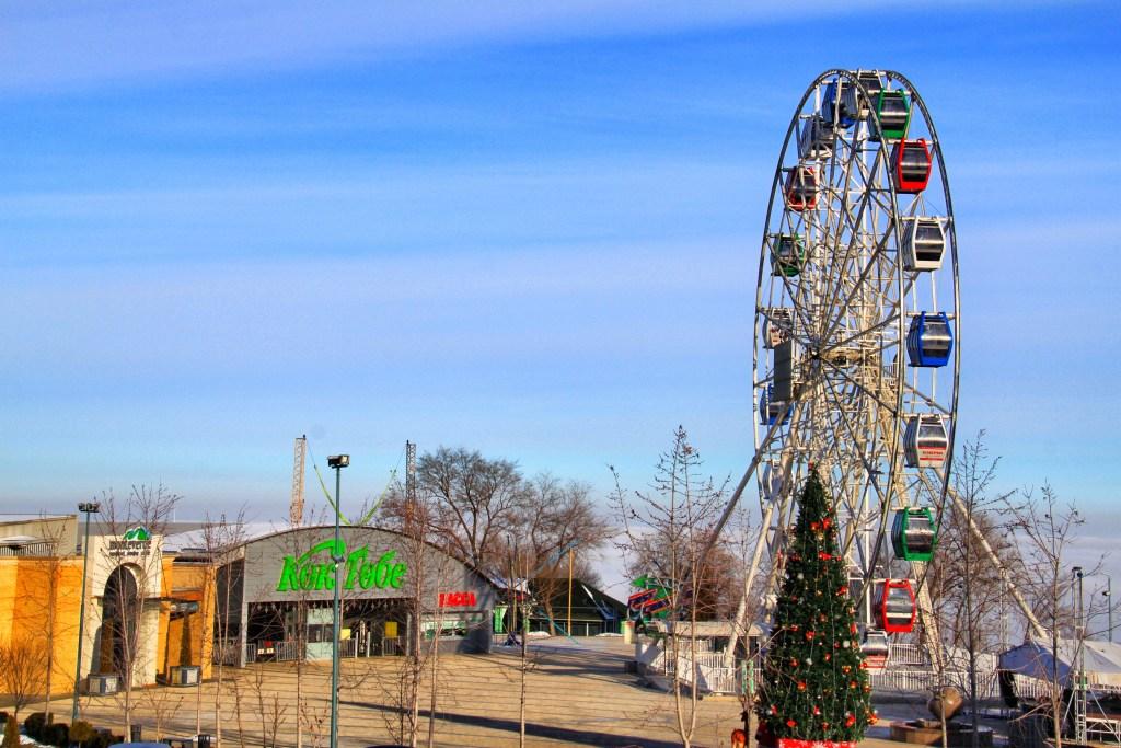 Kok Tobe Ferris Wheel