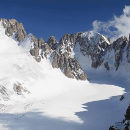 Korona Peak Mountains