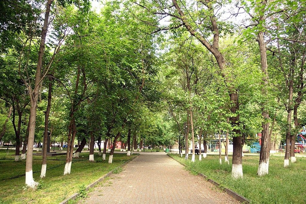 Lovers' Park Yerevan
