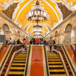 Moscow Metro Subway