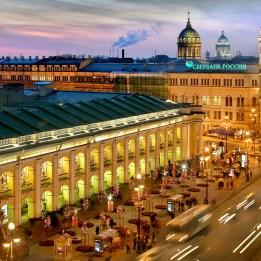 Nevsky Prospekt Landscape