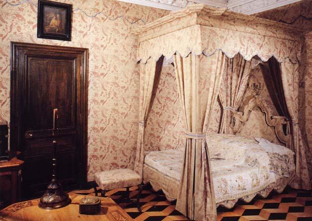 The Marly Palace Inside