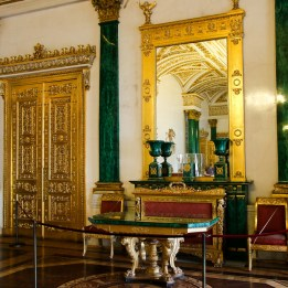 The State Hermitage Museum Decoration