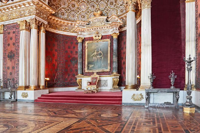 Winter Palace of Peter I Inside