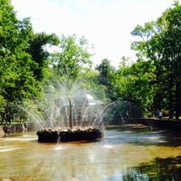 Sovereign's Fun - Not a trick fountain