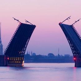 Palace Bridge Scenic View