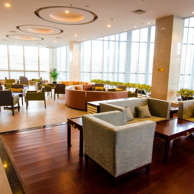 Hotels Preference Hualing Tbilisi Lounge