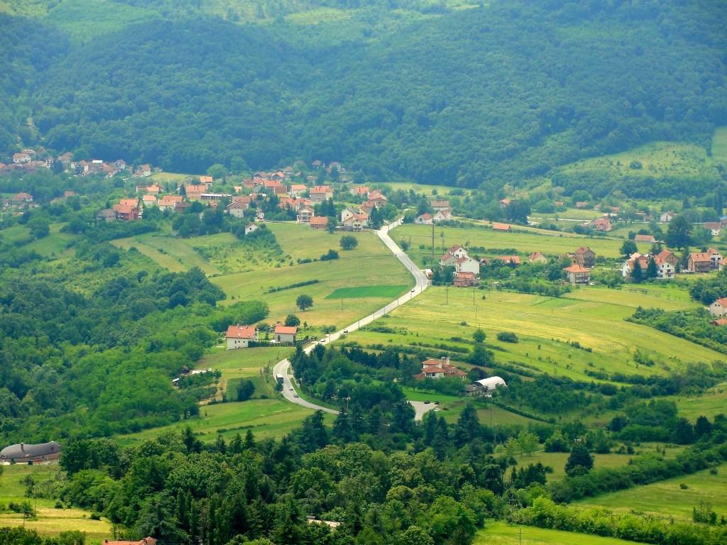 Mountain Avala