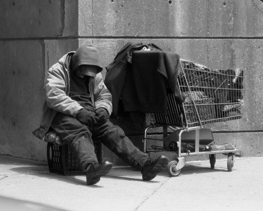 These Homeless People…