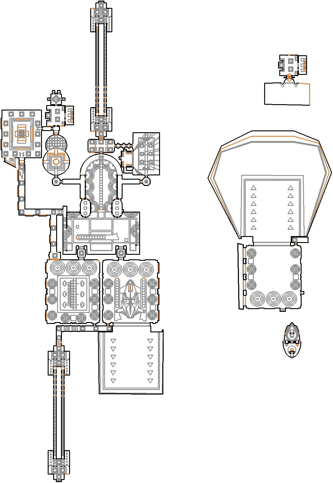 Map16 Scout Bay Daedalus Alien Defense