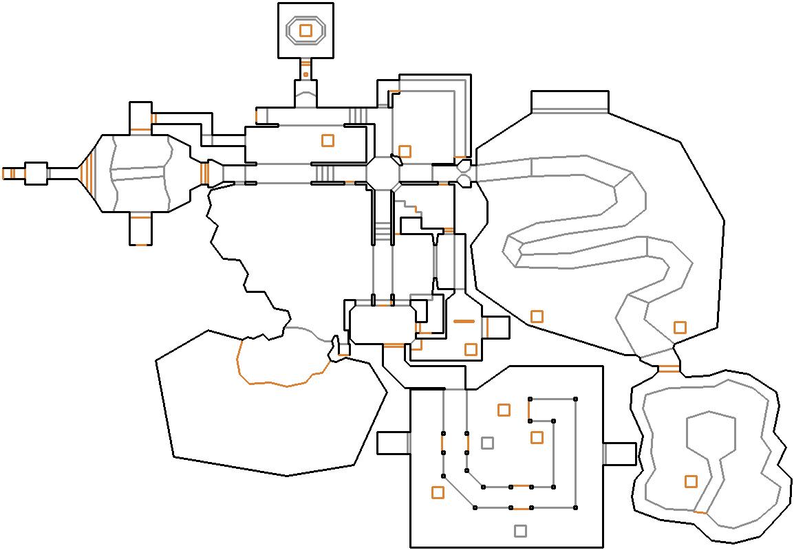 Map26 The Abandoned Mines Doom Ii