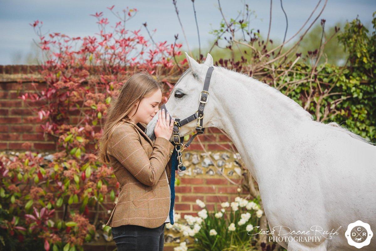 horse and rider bond
