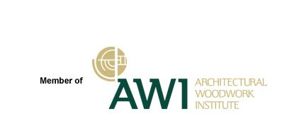 Member of AWI - Architectural Woodwork Institute