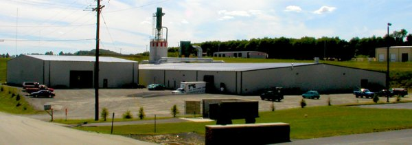 Somerset Door & Column manufacturing plant