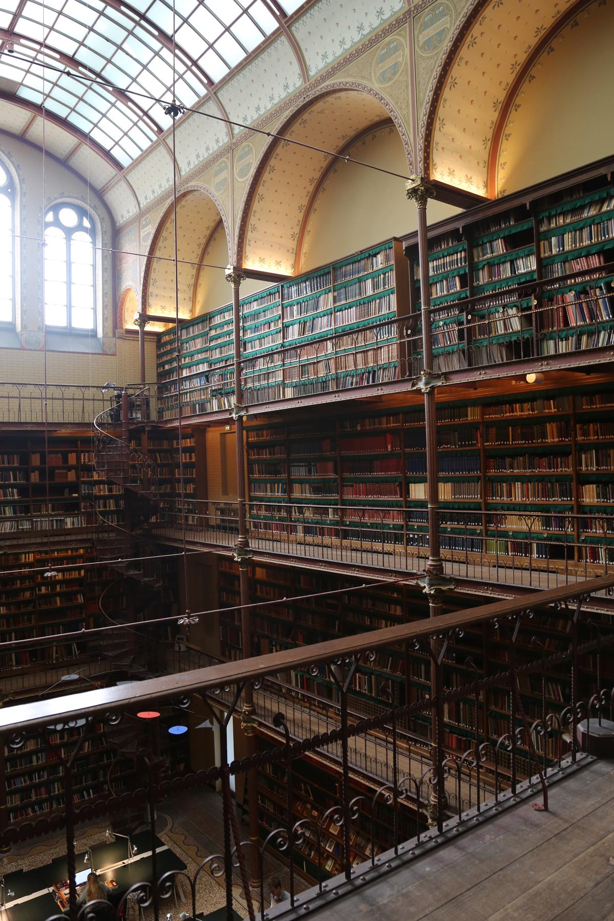 Inside The Rijksmuseum Amsterdam Door Eleven