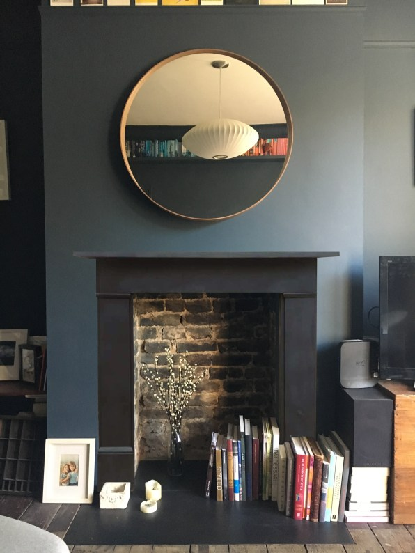 Fireplace-Proposed