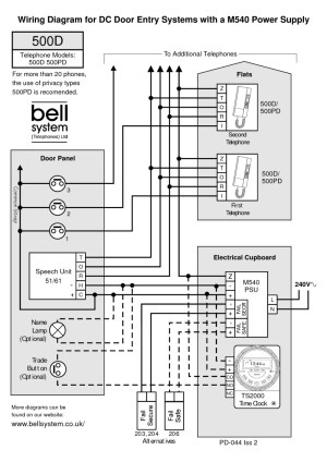 bell wiring diagrams