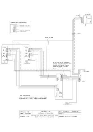 Bpt Door Entry Handset Wiring Diagram  Wiring Diagram