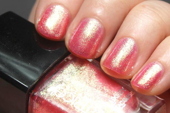 catrice pink rock shock luxury lacquers liquid metal