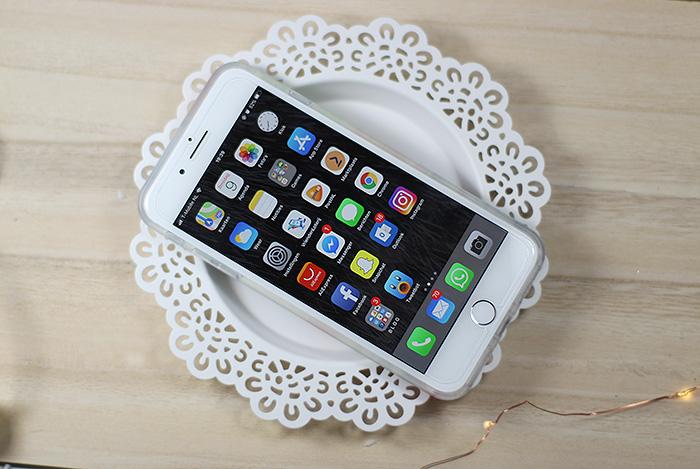 iphone 8 plus hoe bevalt ie