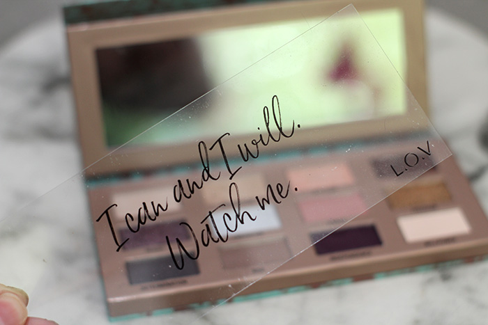 l.o.v. the matte x metallic eyeshadow quote