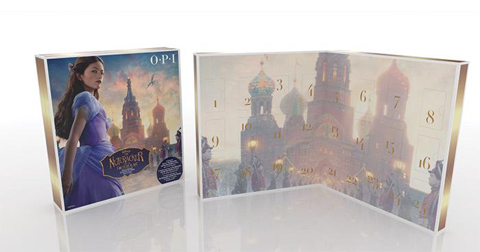 OPI Disney The Nutcracker 10 pack mini