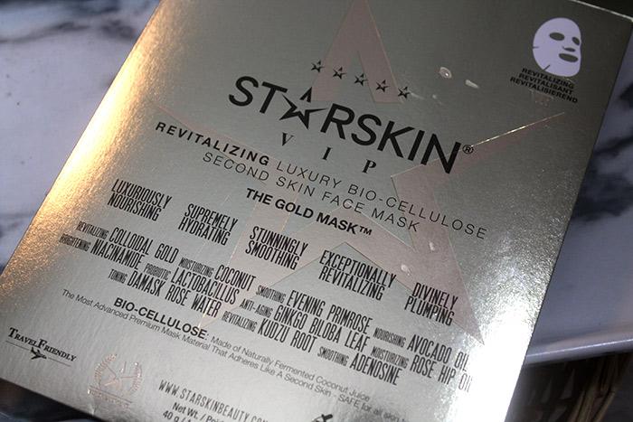 starskin vip the gold mask