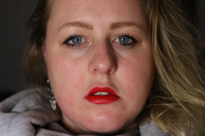 makeup revolution matte lipstick choose swatch