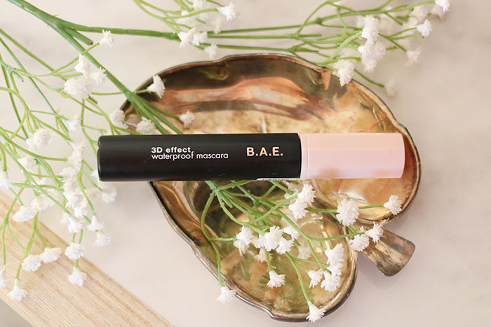 b.a.e. 3d effect waterproof mascara