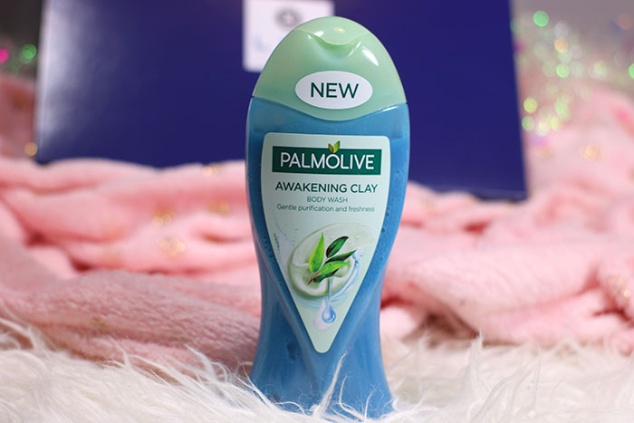 palmolive clay body wash
