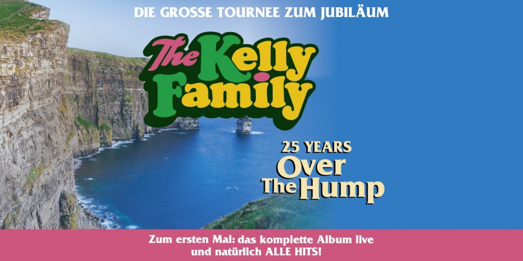 the kelly family over the hump tour