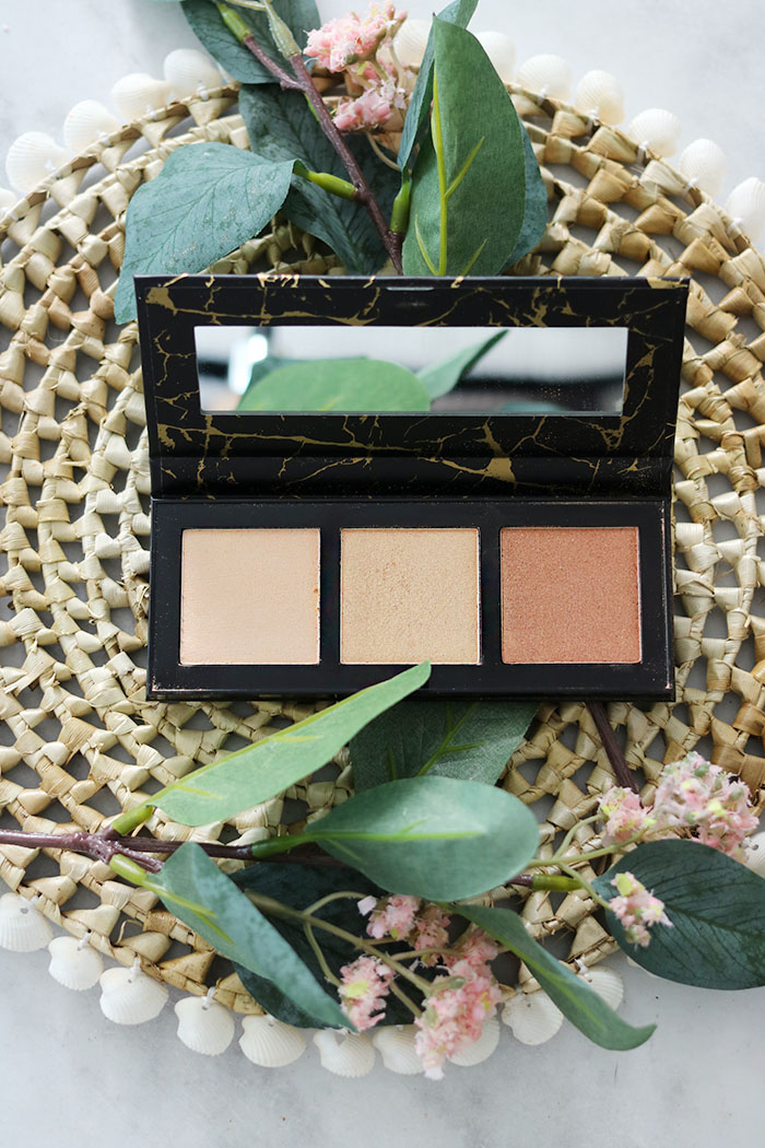 catrice luminice highlight & bronze glow palette pinterest