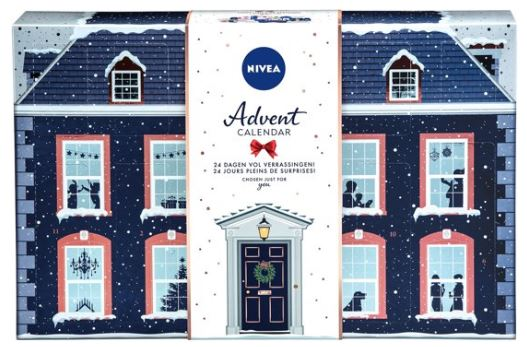 nivea adventskalender beauty kalenders uit nederlandse webshops