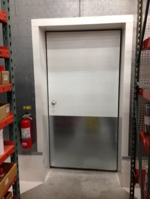 Commercial Freezer Door, Commercial freezer door replacement, Milwaukee commercial freezer door repair