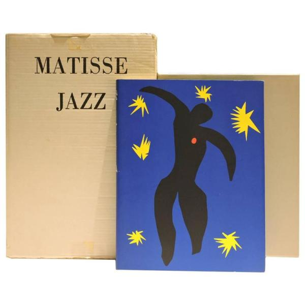 Henri Matisse - Jazz - 1st Edition - Large Folio - 1983