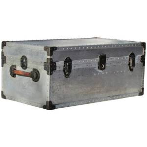 Riveted Aluminum Trunk