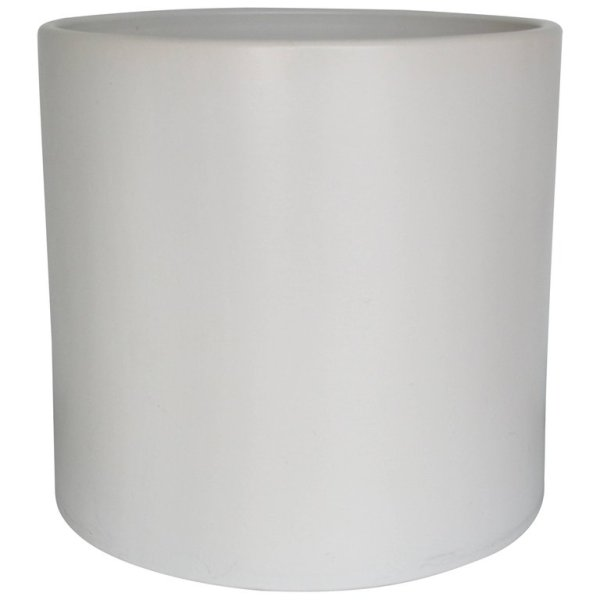 Architectural Pottery Large Cylindrical Planter