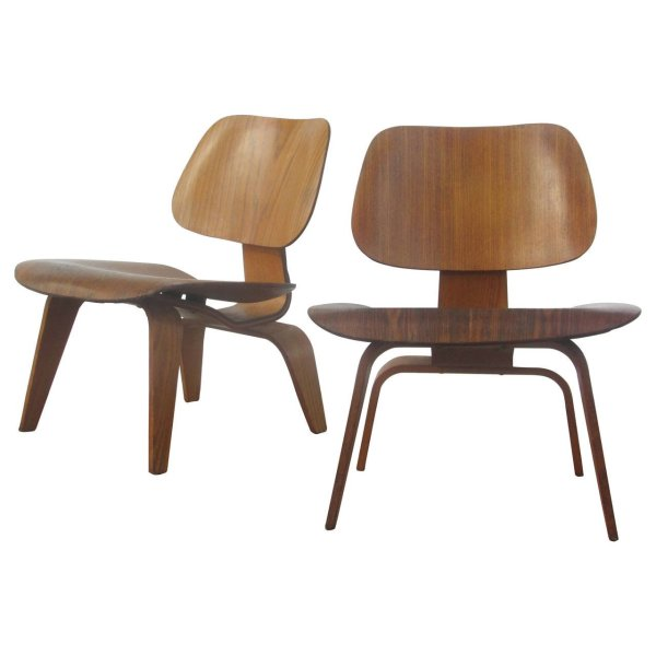 Early Eames LCW's